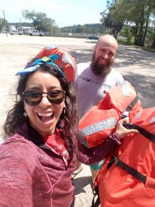 Meet Veronica and Brett of Little River Watersports